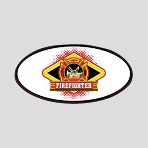 Firefighter Patches