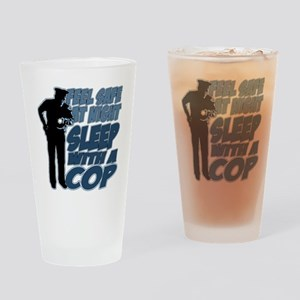 Feel Safe at Night, Sleep With a Co Drinking Glass