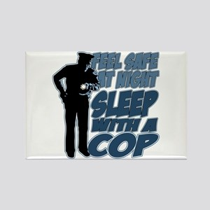 Feel Safe at Night, Sleep With a Rectangle Magnet