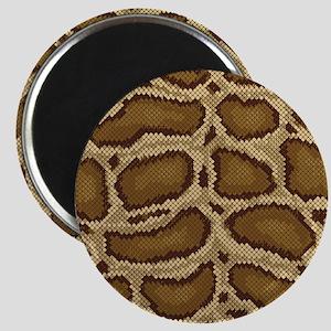 Brown Python Magnet