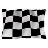 Checkered Pillow Cases