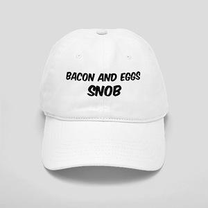 Bacon And Eggs Cap