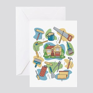 Home Improvement Greeting Card