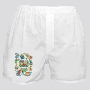 Home Improvement Boxer Shorts