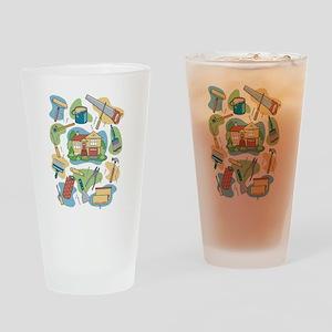 Home Improvement Drinking Glass