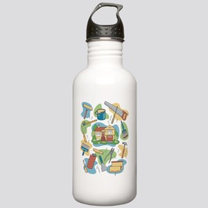 Home Improvement Stainless Water Bottle 1.0L