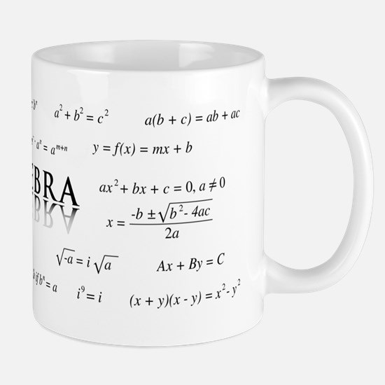 Algebra Equations Mugs