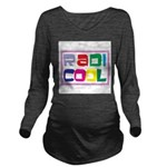 Radicool Long Sleeve Maternity T-Shirt