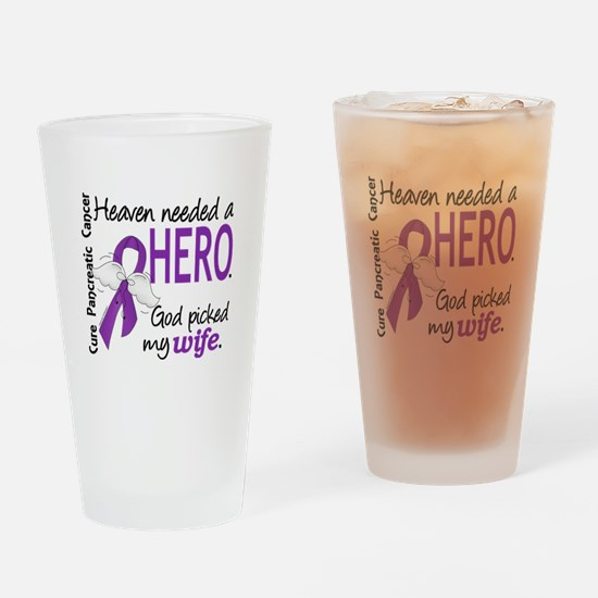 Pancreatic Cancer Heaven Needed Her Drinking Glass