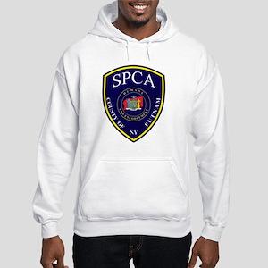 SPCA Patch Hooded Sweatshirt