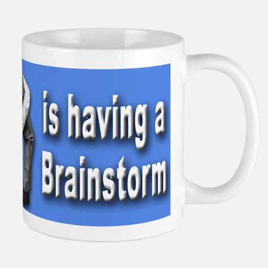 Bad Boss Brainstorm Mug for Workers