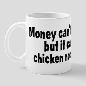 chicken noodle soup (money) Mug