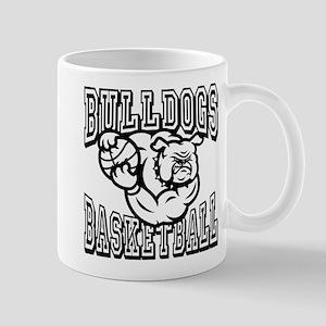 Bulldogs Basketball Mugs