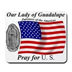 Pray for U. S. Mousepad