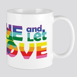 Live Let Love Ky Mugs