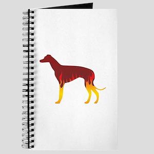 Lurcher Flames Journal