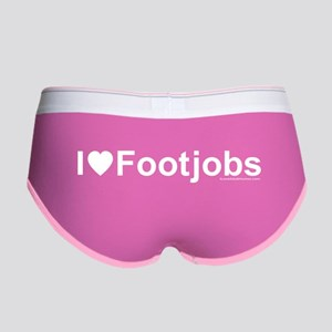 Footjobs Women's Boy Brief