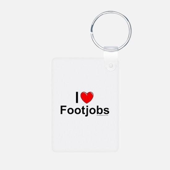 Footjobs Keychains