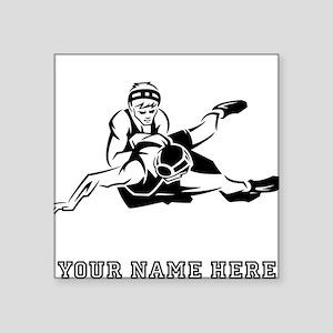 Custom Wrestling Sticker