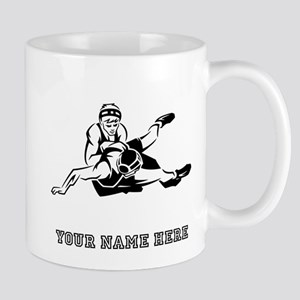 Custom Wrestling Mugs
