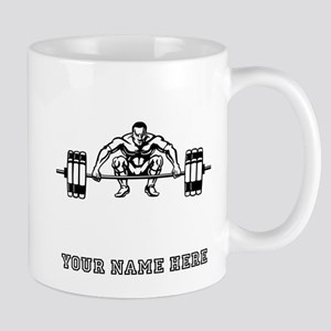 Custom Dead Lift Mugs