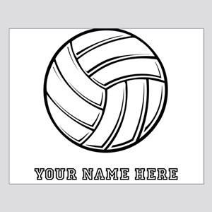 Custom Volleyball Posters