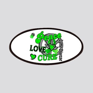 Lyme Disease PeaceLoveCure2 Patches