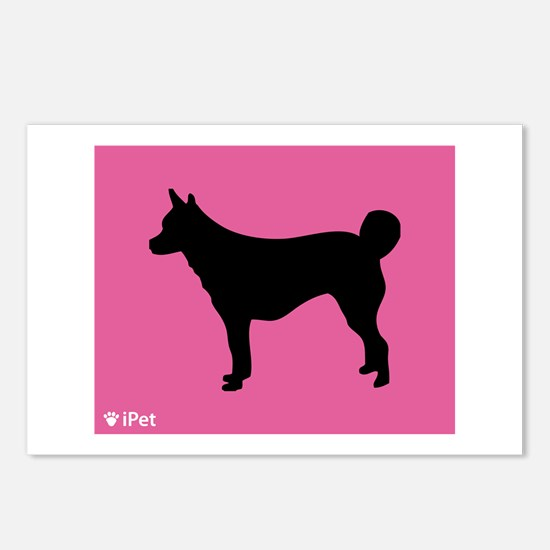 Lundehund iPet Postcards (Package of 8)