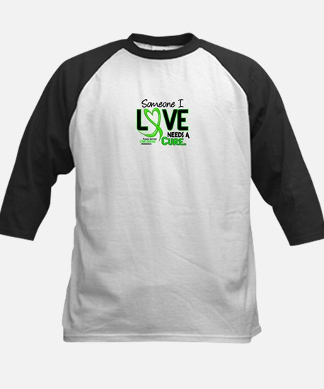 Lyme Disease Needs a Cure 2 Kids Baseball Jersey