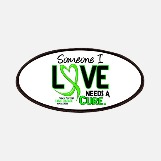 Lyme Disease Needs a Cure 2 Patches
