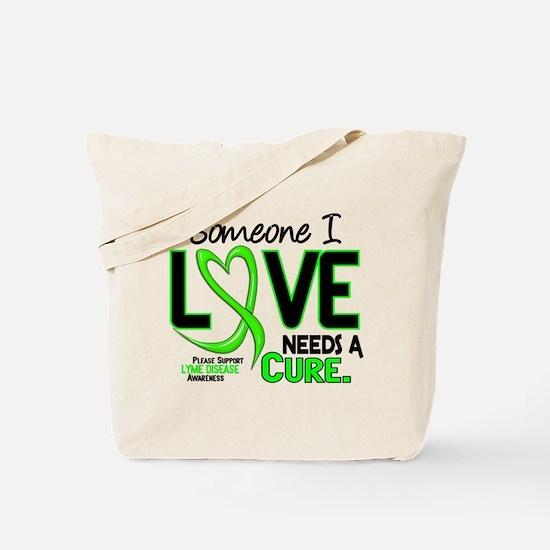 Lyme Disease Needs a Cure 2 Tote Bag