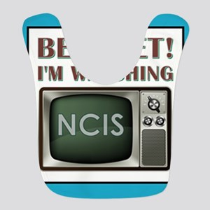 NCIS PATCHWORK Bib
