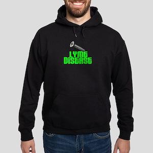 Screw Lyme Disease Hoodie (dark)