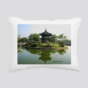 Kings Retreat Rectangular Canvas Pillow