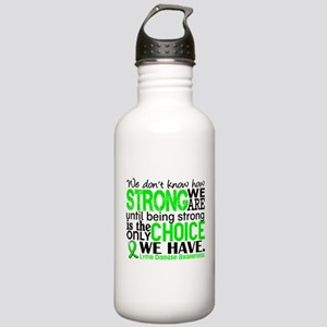 Lyme Disease HowStrong Stainless Water Bottle 1.0L