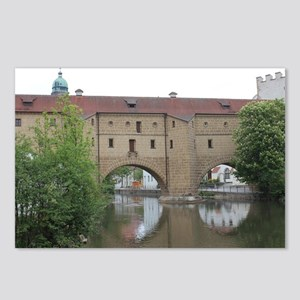 Amberger Stadtbrille Postcards (Package of 8)