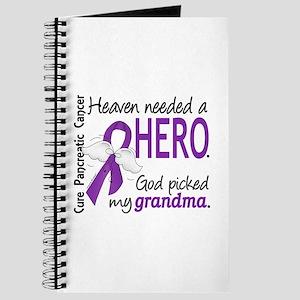 Pancreatic Cancer Heaven Needed Hero 1.1 Journal