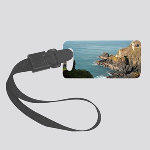 Crown Mines ruins, Botallack, Co Small Luggage Tag