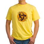 Greenhill Gat Mj&#0246&#0240 Yellow T-Shirt