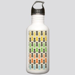 Pineapple Stainless Water Bottle 1.0L