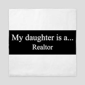 Daughter - Realtor Queen Duvet