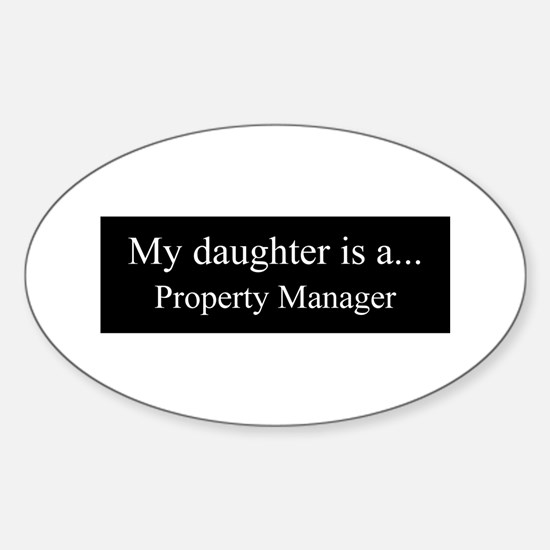 Daughter - Property Manager Decal