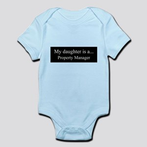 Daughter - Property Manager Body Suit