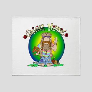 The Original Hippie Throw Blanket