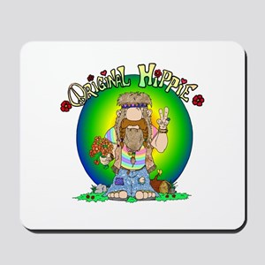 The Original Hippie Mousepad