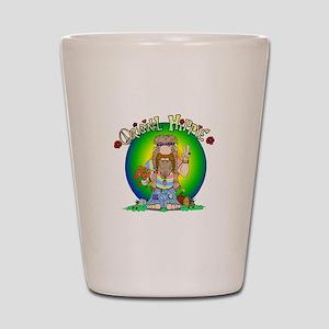 The Original Hippie Shot Glass