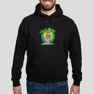 The Original Hippie Hoodie
