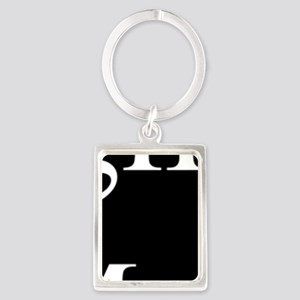 Daughter - HR Manager Keychains
