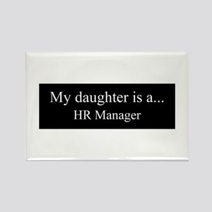 Daughter - HR Manager Magnets