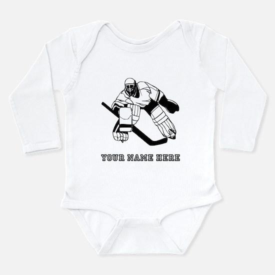 Custom Hockey Goalie Body Suit